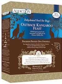 Addiction Raw Dehydrated Grain-Free Dog Food